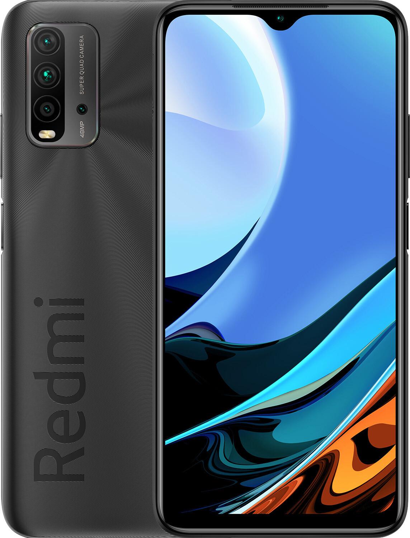 Мобильный телефон XIAOMI 9T 4+64Gb Carbon Gray