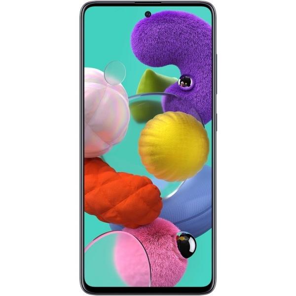 Мобильный телефон Samsung A51 64GB Black