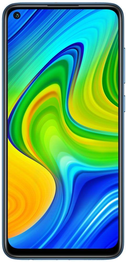 Мобильный телефон XIAOMI Redmi Note 9 4+128 GB Midnight Grey