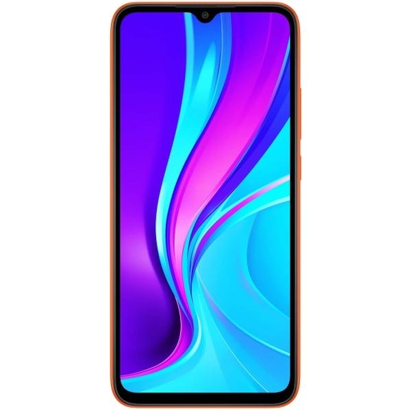 Мобильный телефон XIAOMI Redmi 9C NFC 32 GB Sunrise Orange