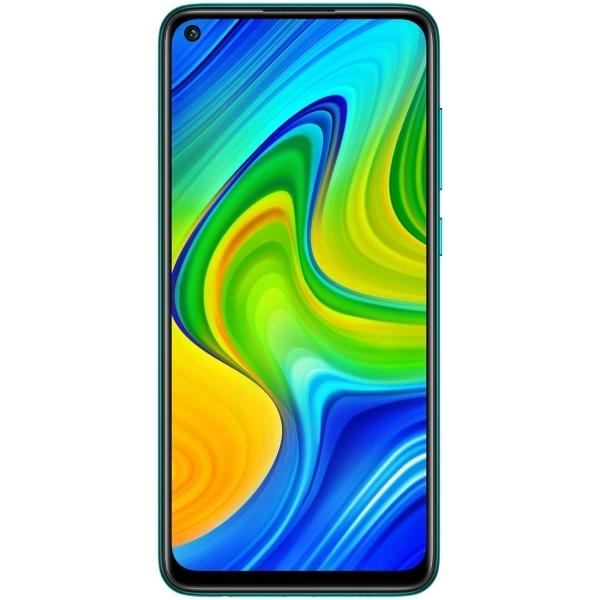 Мобильный телефон XIAOMI Redmi Note 9 3+64 Forest Green
